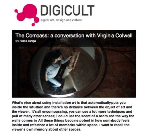 Digiculture, Virginia Colwell