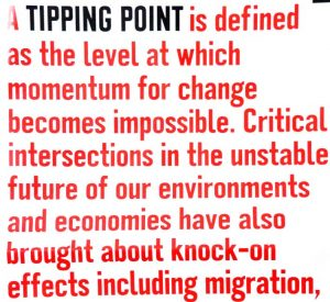 Tipping point, Virginia Colwell